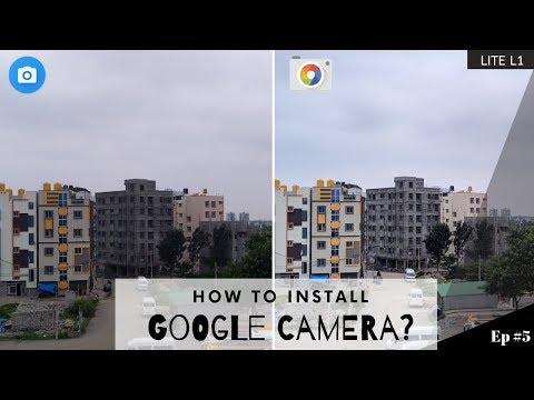How to Install Google Camera on ASUS Zenfone Lite L1 ZA551KL- Camera Comparison (+Included) Ep #5