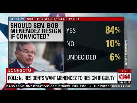 Bernie Sanders Won't Say That Sen. Bob Menendez Should Resign If Convicted Of Corruption