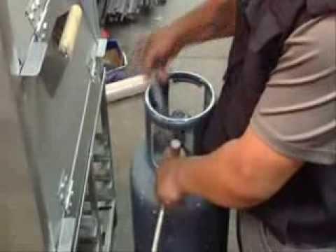 Como conectar un horno al tanque de gas youtube for Como dar de alta el gas