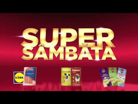Super Sambata la Lidl • 30 Iunie 2018