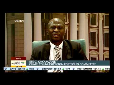 South Africans Should Benefit From Cheaper Telecommunications Rates: Kholwane