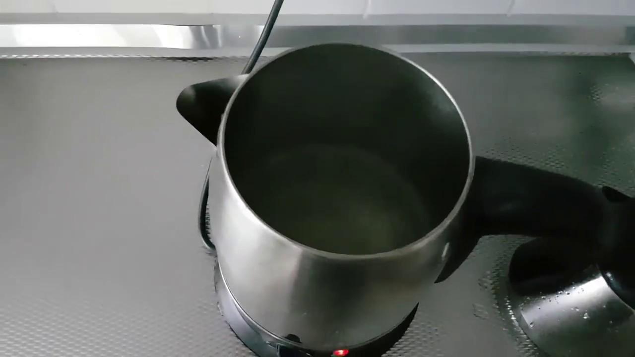 Elektrikli Su Isıtıcısı (Kettle) Nasıl Temizlenir 81