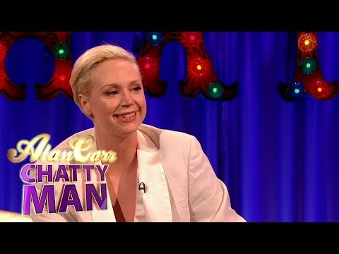 Gwendoline Christie  Full  on Alan Carr: Chatty Man