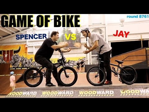 Game of BIKE: Spencer Foresman Vs. Jay Dalton!