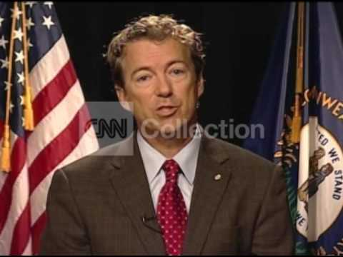 RAND PAUL-OBAMA'S SYRIA 'STALEMATE'