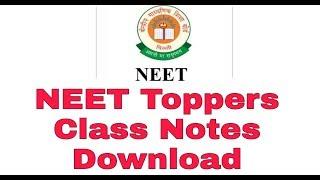 Allen Notes For Neet Pdf