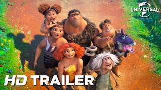 The Croods: A New Age – Official Trailer (Universal Pictures) HD