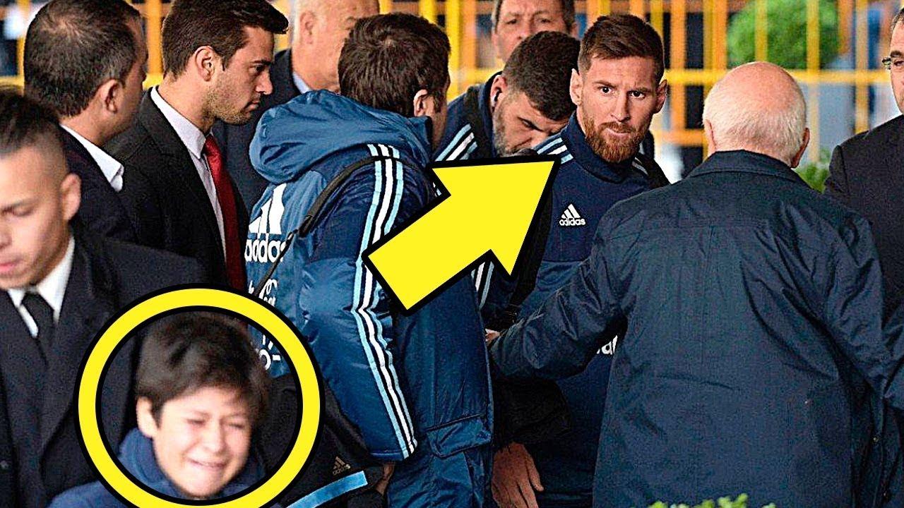 Odeia o Messi? Este Vídeo Vai Fazer Você Mudar de Idéia