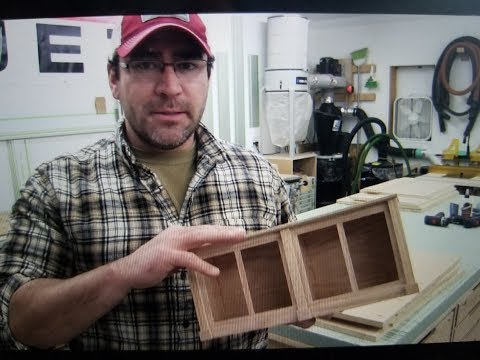 Making a TV Console Part 2