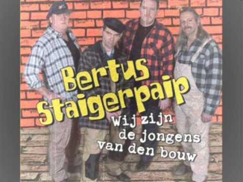 Bertus Staigerpaip - Stoere Haand