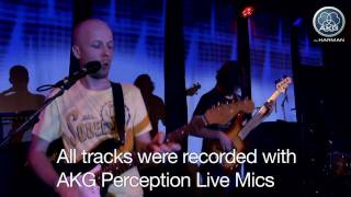 AKG Perception Live microphones P2, P4, P5, P17, Perception Wireless -