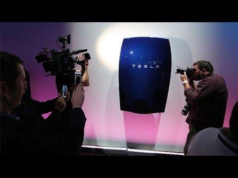 Can Tesla Change How the World Uses Energy?