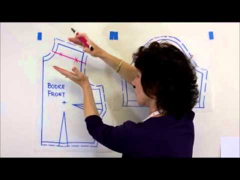 How To Draw Matching Notches With Sure Fit Designs Youtube