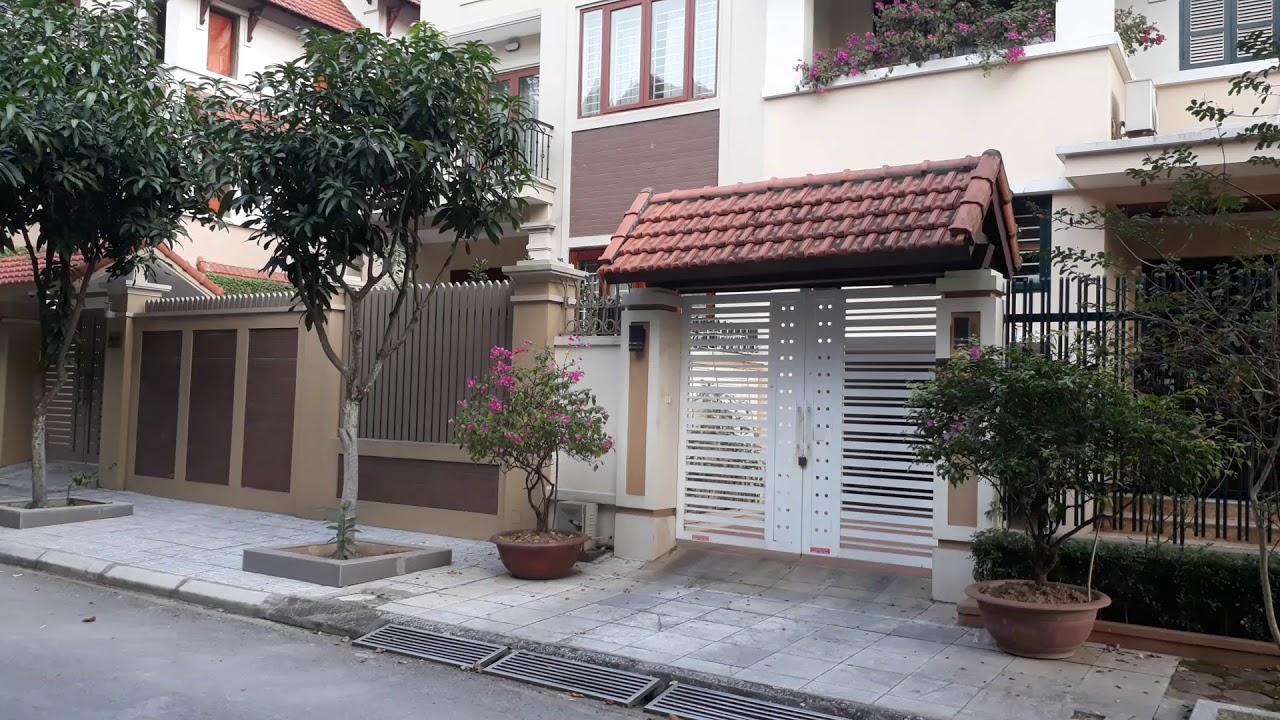 Bán biệt thự BT5 và BT6 đô thị Việt Hưng đã hoàn thiện