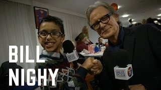 Bill Nighy | Christmas Questions