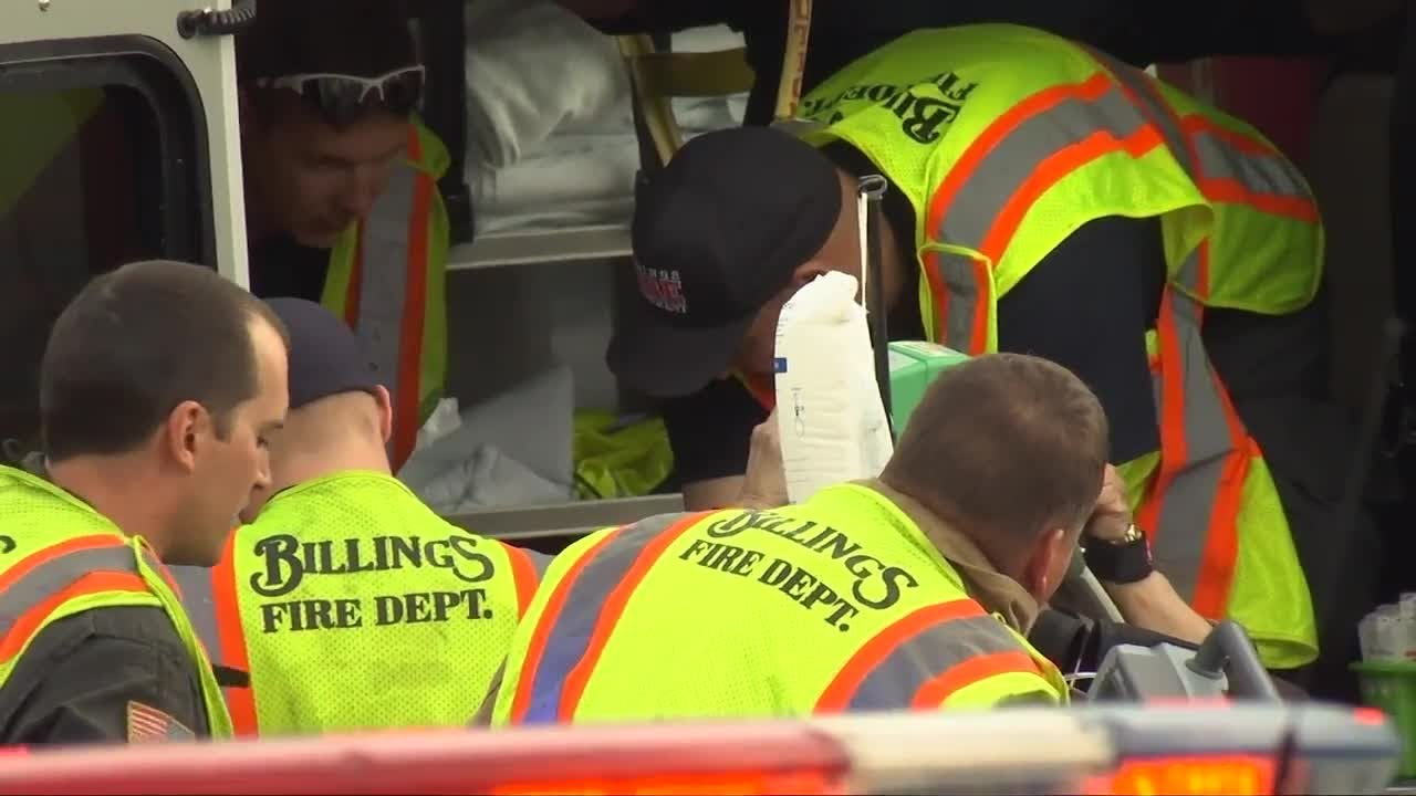 Update: Woman ID'd in fatal Billings car crash