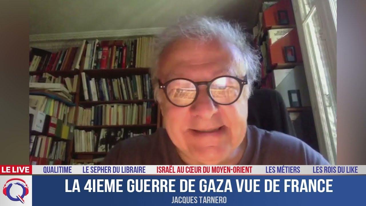 La 4ieme guerre de Gaza vue de France - IMO#139