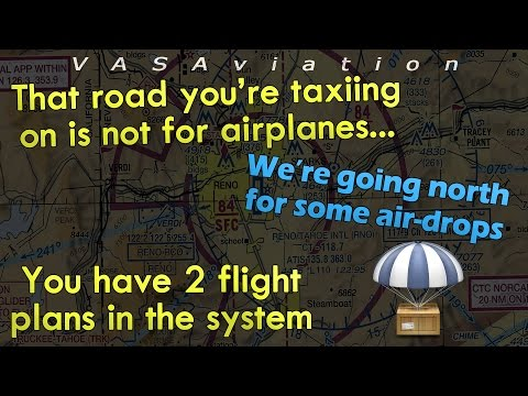 AUDIO MISCELLANY from Reno/Tahoe Airport | RARE/FUNNY exchanges