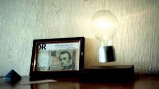 ЛЕВИТАЦИЯ ЛАМПОЧКИ с беспроводной передачей электроэнергии(В данном видео я хочу вам показать прикольную левитирующую лампочку с беспроводной передачей электрики...., 2016-04-27T17:33:10.000Z)