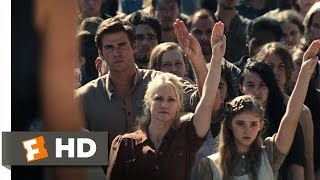 The Hunger Games: Catching Fire  3/12  Movie Clip - The Tributes Are Taken  2013  Hd
