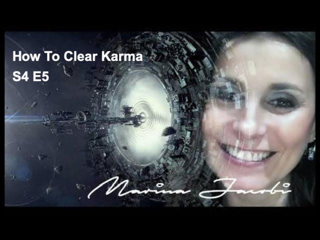 Marina Jacobi - How To Clear Karma S4 E5 1/ 30 /21