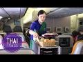 THAI AIRWAYS TG433 SMOOTH AS SILK BANGKOK TO JAKARTA