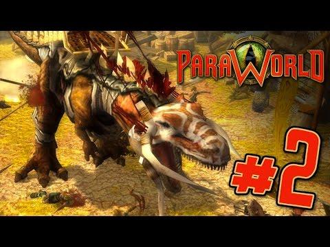 ParaWorld PC gameplay HD