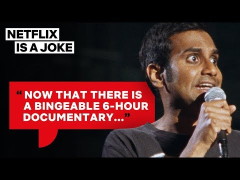 Aziz Ansari's Stance on the R. Kelly Documentary | Netflix Is A Joke