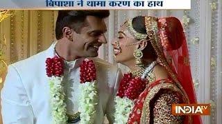 Wedding Photos of Bipasha Basu and Karan Singh Grover Marriage