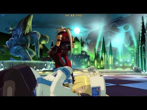 GG Xrd Online Sets 1 - vs Sol