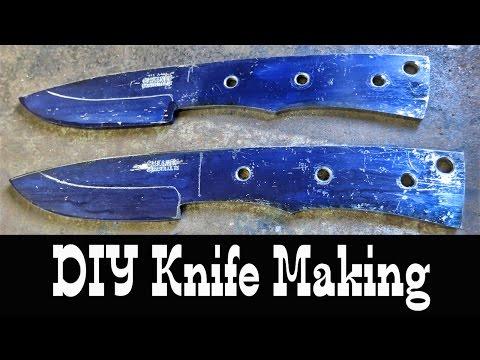 DIY Knife Making