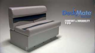 "Deckmate Classic 38"" Pontoon Boat Seats & Furniture"