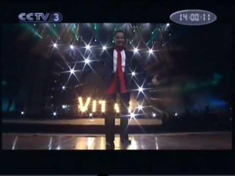Vitas Live Show, CCTV3 Asia Tour in Beijing June 15 2007 (Part 2)
