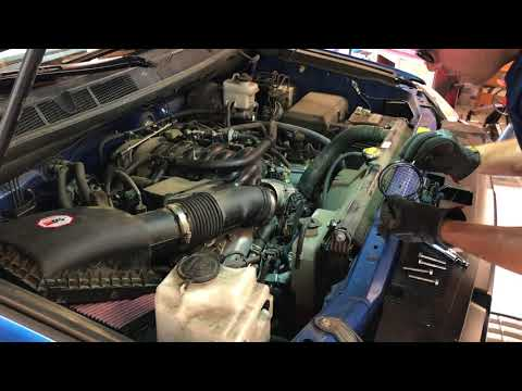 DIY: Fix for whistle after adding high flow air filter