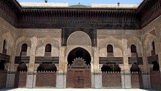 Medina of Fès, Morocco in 4K (Ultra HD)