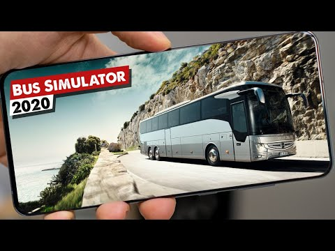 Top 5 Bus Simulator Games For Android | Best Bus Simulator For Android 2020