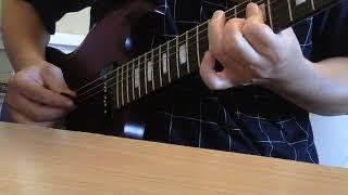ヴァン・ヘイレンの悪魔のハイウェイを弾いてみました。