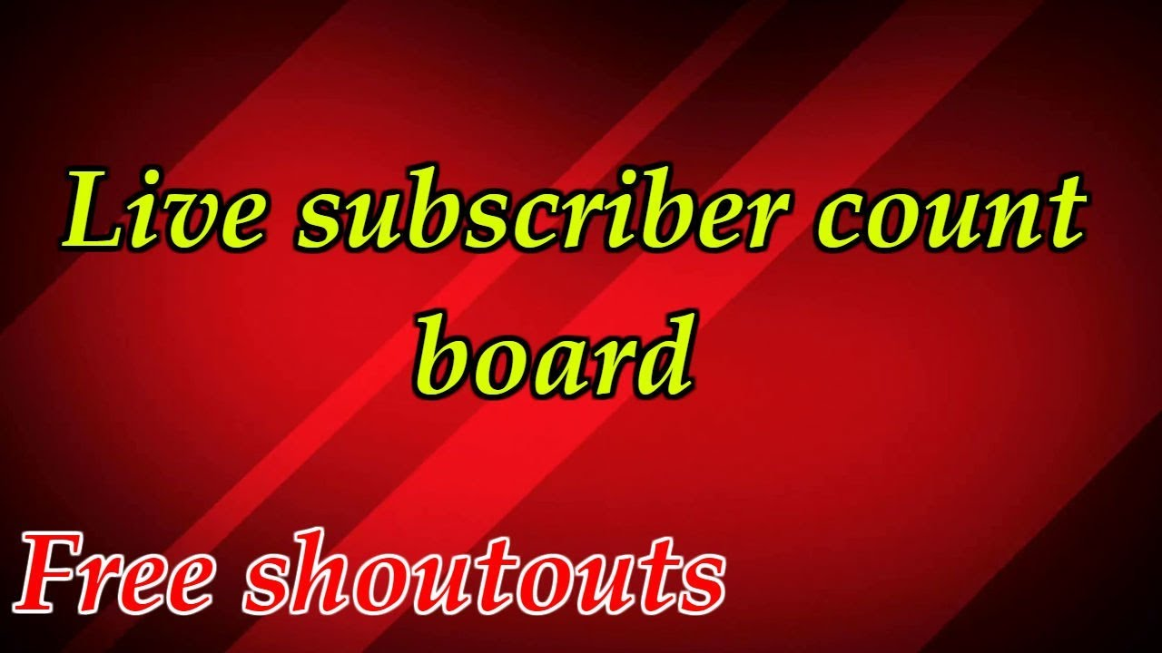 NINJA SUBSCRIBER COUNT|FREE SHOUTOUTS-SUB COUNT BOARD-SUB 4 SUB STREAM|JOIN  ME|ROAD TO 700 SUBS