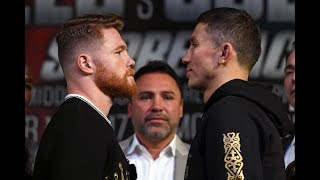 Boom! Canelo Goes Off - Got Real Beef With GGG - ESNEWS BOXING
