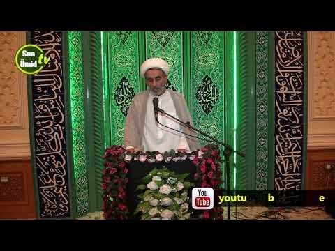 Hacı Əhlimanın Peyğəmbərin (s) mövlud günü ilə bağlı moizəsi (24.11.2018)
