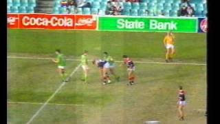 Eastern Suburbs/Sydney Roosters Try Highlights 1992 Part III