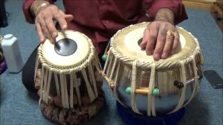 Tabla Lesson # 12 Dadra - 6 Beats