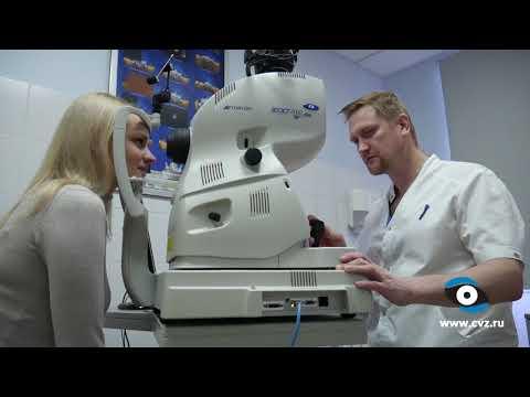 Лучшая офтальмологическая клиника Центр восстановления зрения
