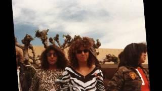 80s Fresno Punk Scene History: The Frigidettes