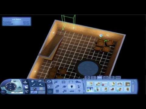 making a secret basement in sims 3 youtube