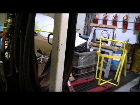Paul R Tregurtha Engine Room Tour Video 1 - Great Lakes Freighter