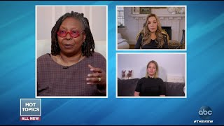 Trump Says Country Facing Very Tough 2 Weeks, Part 1 | The View