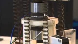 多自由度超音波モータの制御