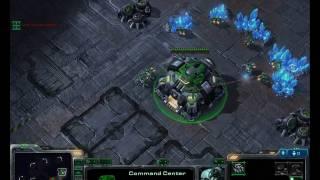 StarCraft 2 - Уроки от White-Ra: Быстрая атака Террана