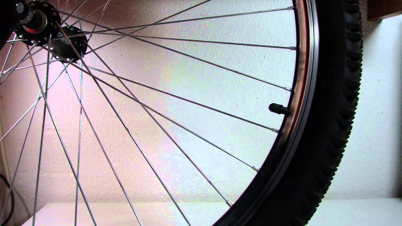 Como limpiar la pista de frenado de tu bicicleta GRATIS - YouTube